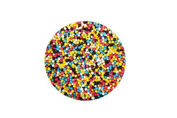 Purple Cupcakes - Non Pareils - Pixel Mix - New Recipe - 100g