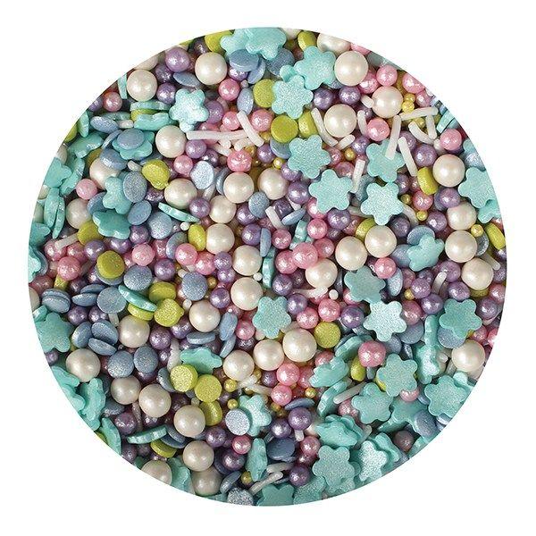 Purple Cupcakes Mermaid Mix 1kg