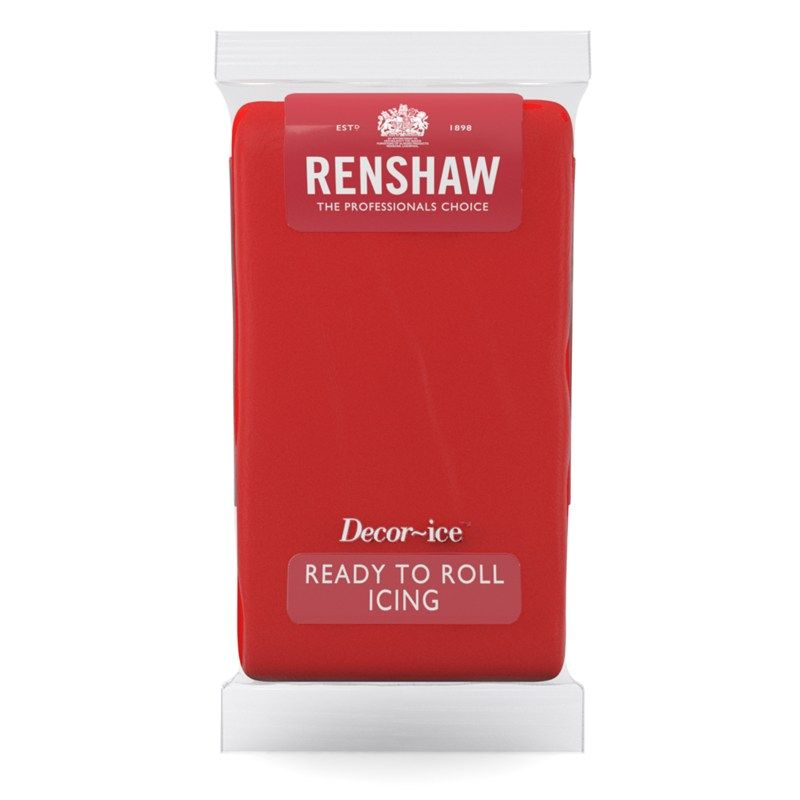 EDIBLE-RENSHAW-PROF SP-POPPY RED-6 x 1kg