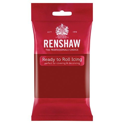 EDIBLE-RENSHAW-PROF SP-RUBY RED-250g
