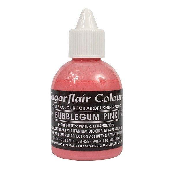 COLOUR-SUGARFLAIR-AIRBRUSH-BG PINK-60ml
