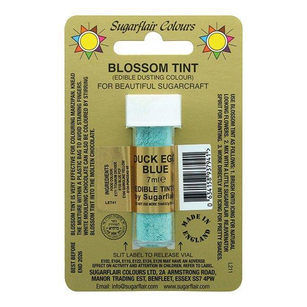 SUGARFLAIR: COLOUR-BLOSSOM TINT- DUCK EGG BLUE-7ml