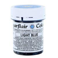 53788  COLOUR-SUGARFLAIR-CHOC-LIGHT BLUE-35g