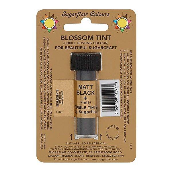 SUGARFLAIR: COLOUR-BLOSSOM TINT-MATT BLACK-7ml