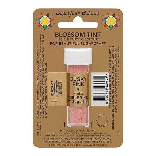 SUGARFLAIR: COLOUR-BLOSSOM TINT-DUSKY PINK-7ml