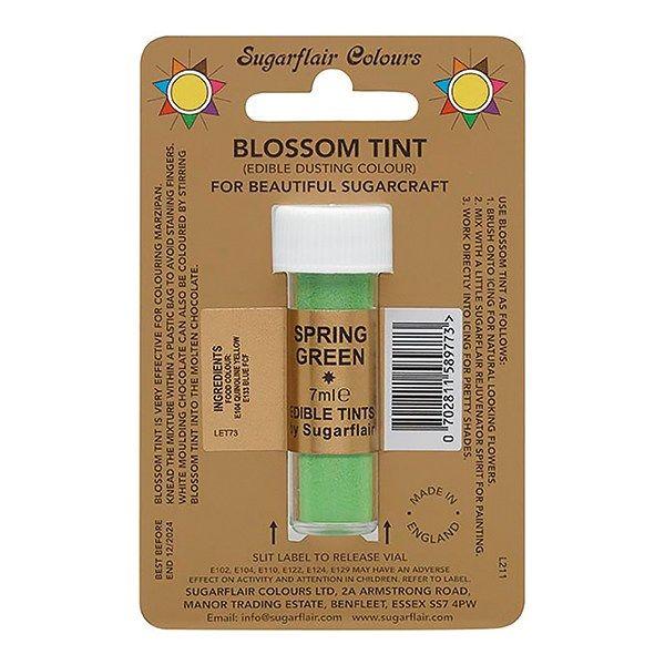 SUGARFLAIR: COLOUR-BLOSSOM TINT-SPRING GREEN-7ml
