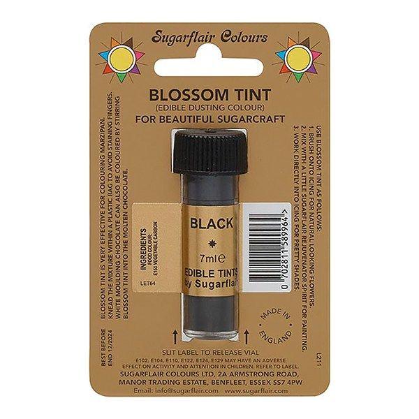 SUGARFLAIR: COLOUR-BLOSSOM TINT-BLACK-7ml
