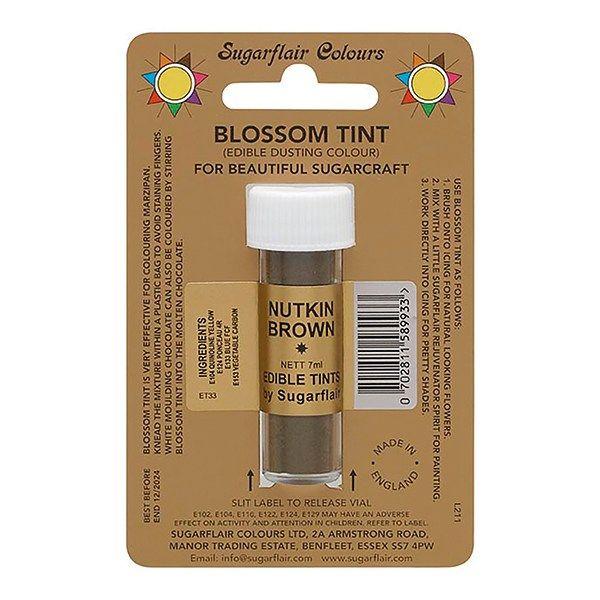 SUGARFLAIR: COLOUR-BLOSSOM TINT-NUTKIN BROWN-7ml