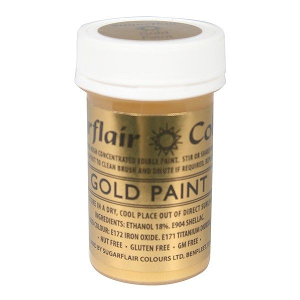 EDIBLE-SUGARFLAIR-PAINT-GOLD-20g
