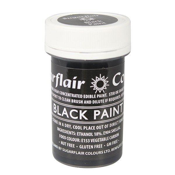 EDIBLE-SUGARFLAIR-PAINT-BLACK-20g