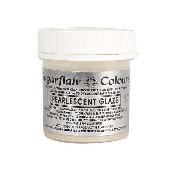 EDIBLE-SUGARFLAIR-PEARL GLAZE-50g