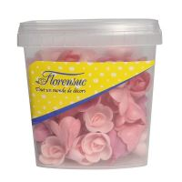 8001  PME: WAFERDEC-ROSES-FRUIT FLAVOUR-30mm