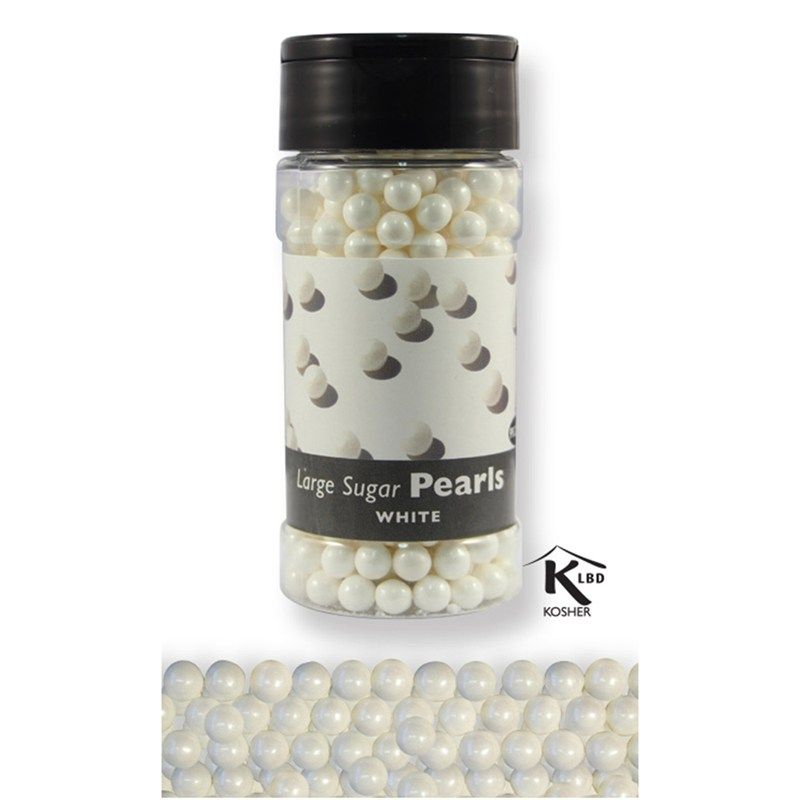 EDIBLE-PME-SUG PEARLS-WHITE-7mm-99.22g