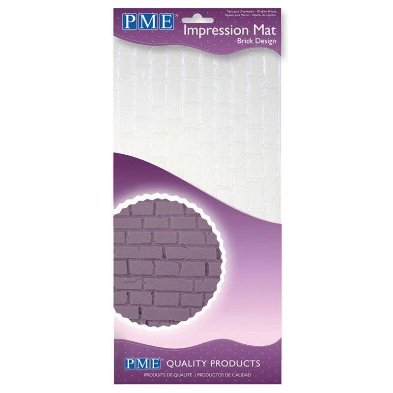 PME Large Impression Mat Brick. 800952