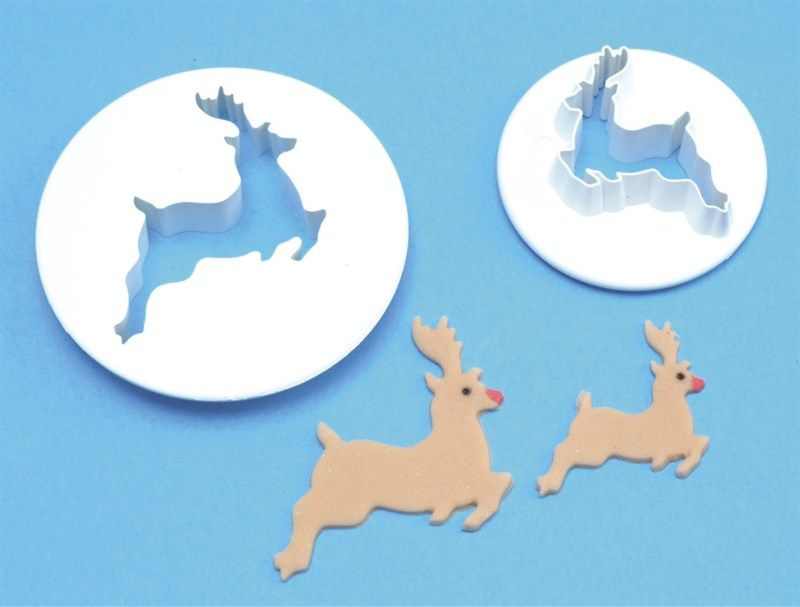 CUTTER-PME-REINDEER-2SET-25-40mm