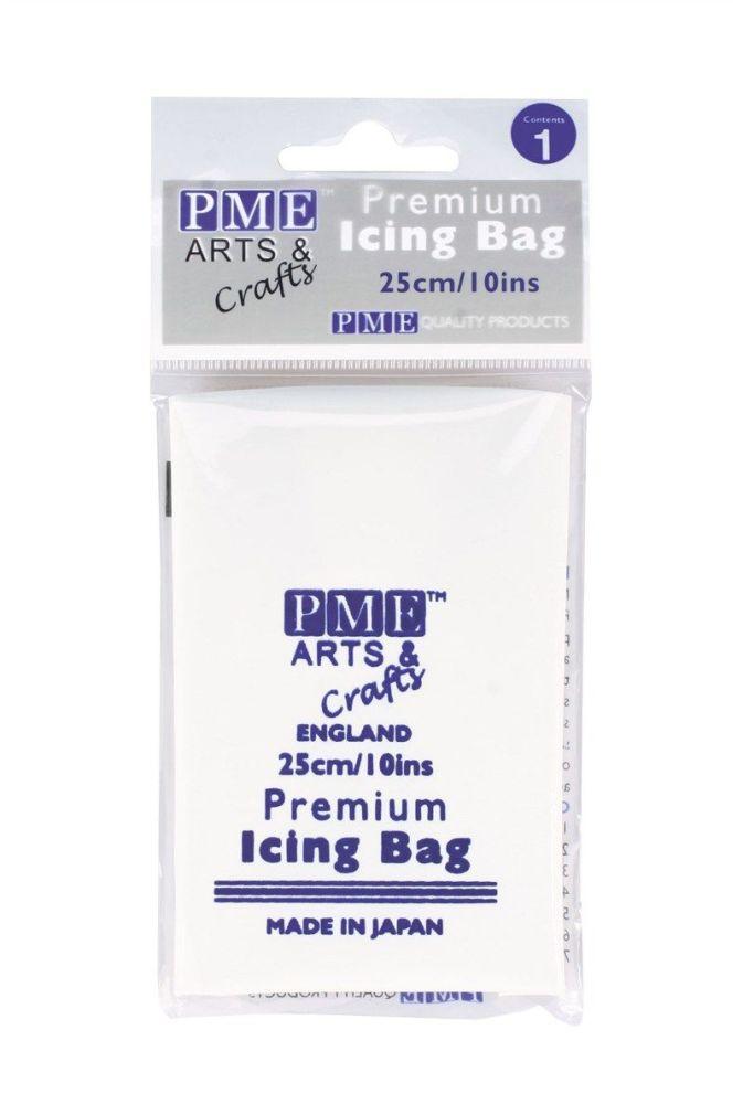 "PME 250mm (10"") Premium Icing Bag - PACK OF 1. 84452"