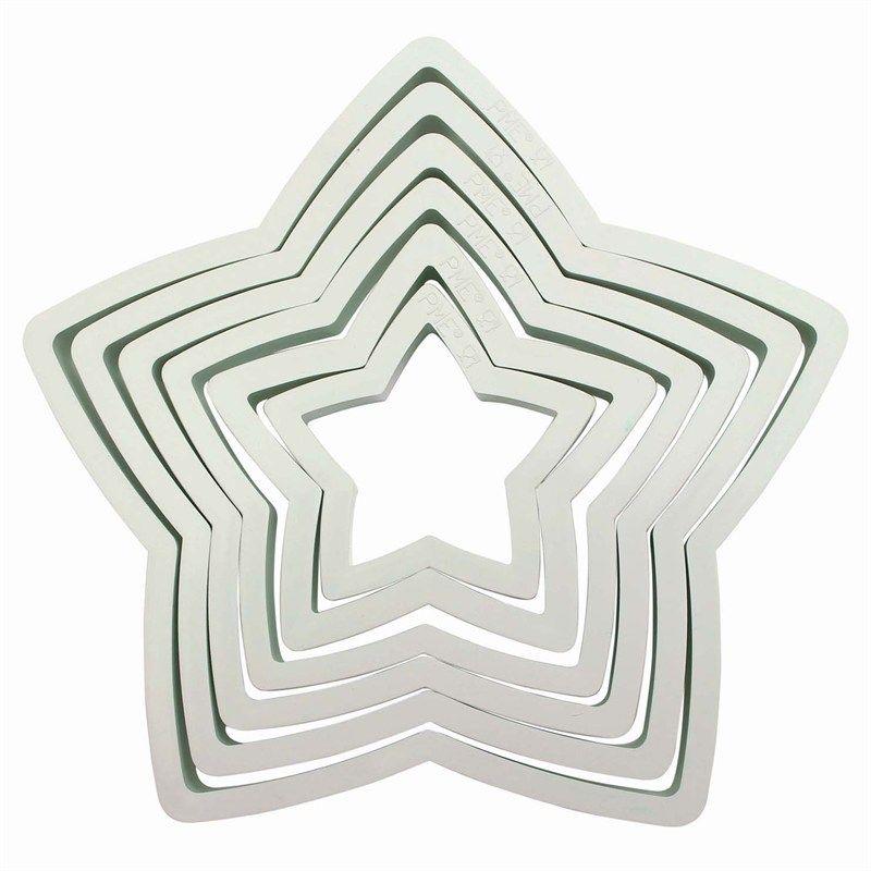 CUTTER-PME-STAR-6PCE