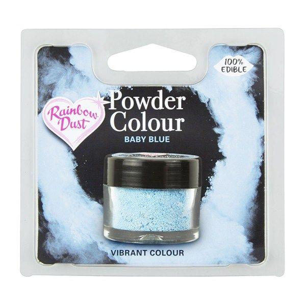 Rainbow Dust Powder Colour - Baby Blue - Retail Pack