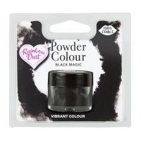 850064  Rainbow Dust Powder Colour - Black Magic - Retail Pack
