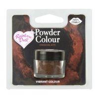 850067  Rainbow Dust Powder Colour - Chocolate - Retail Pack