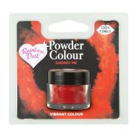 850068  Rainbow Dust Powder Colour - Cherry Pie - Retail Pack