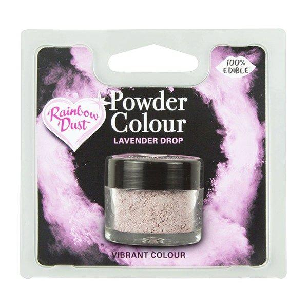 Rainbow Dust Powder Colour - Lavender - Retail Pack
