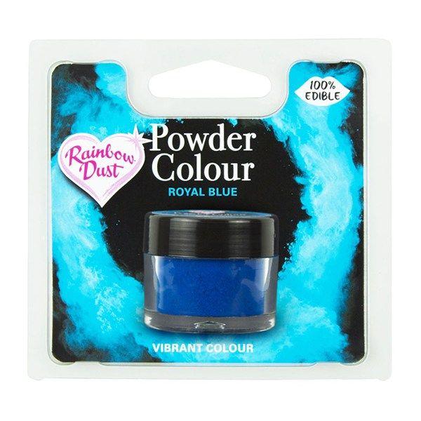 Rainbow Dust Powder Colour - Royal Blue - Retail Pack
