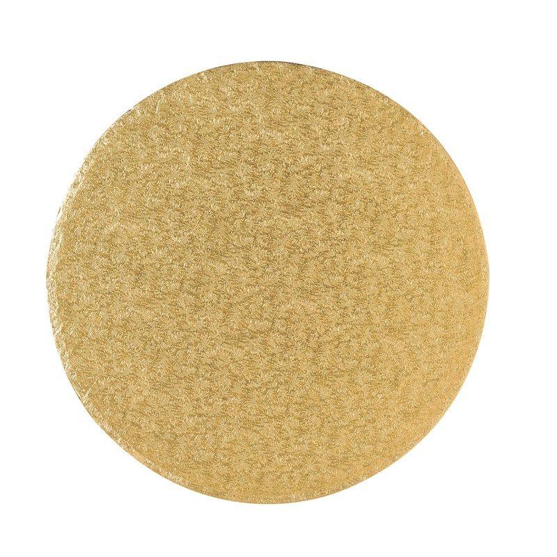 CULPITT: BOARD-RD-GOLD-254mm (10