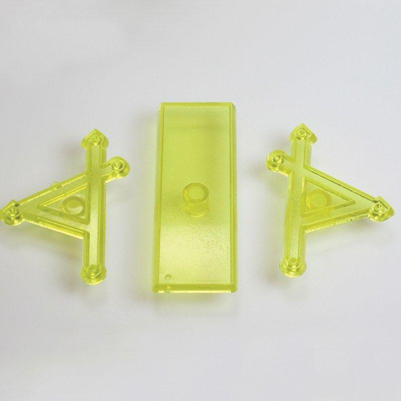 CULPITT: CUTTER-JEM-3D DECK CHAIR-3 SET-63 x 58mm