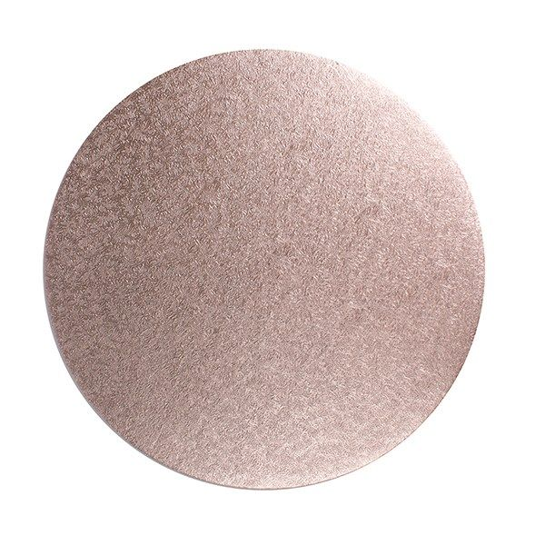 CULPITT: CARD-DBLE THICK-RD-ROSE GOLD-254mm (10