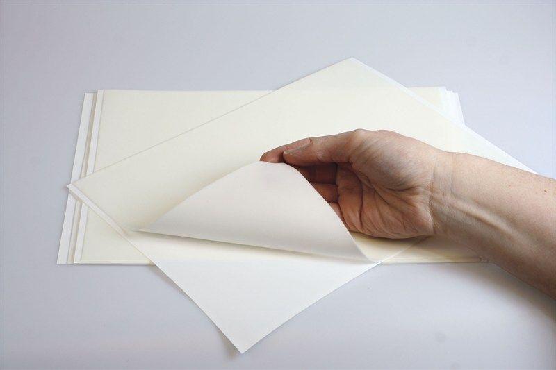 CULPITT Print on Demand Edible Sugar Halfsheet - 10 sheets per box. SUG285