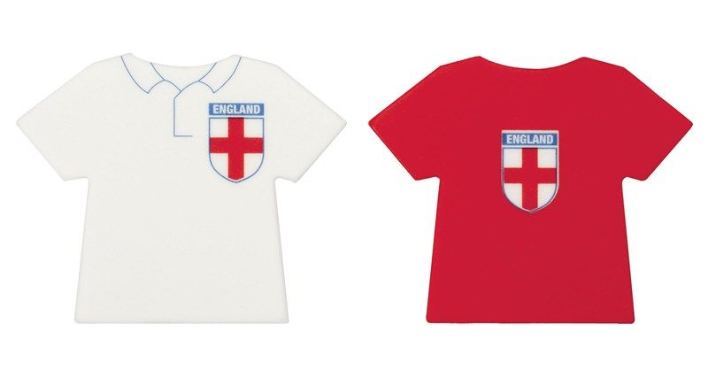 CULPITT: SUGARDEC-FOOTY SUPPORTER SHIRTS-60x70mm