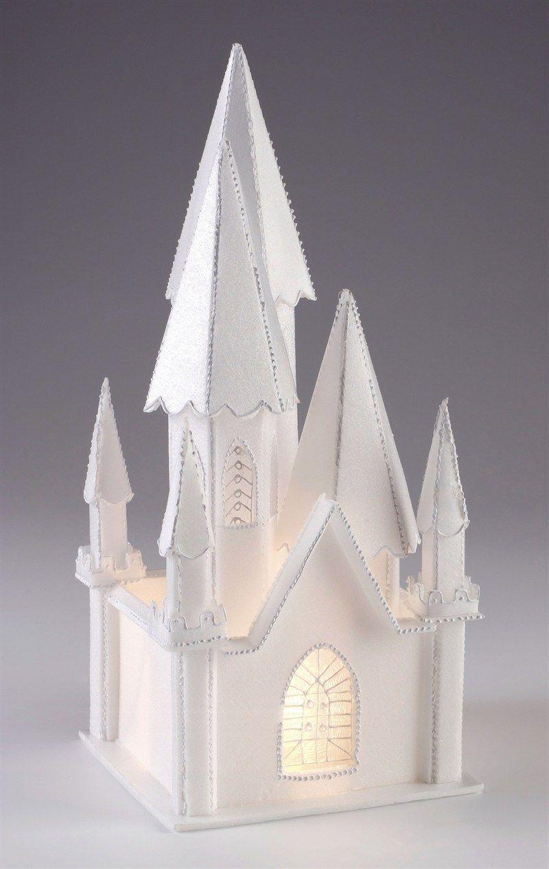 CULPITT: ORNAMENT-CHURCH-STYR-ILLUM-135x135x300mm