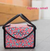 "Chibu small OGOMA professional cake carrier - 10"" x 10"" x 7"""