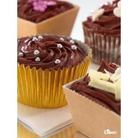Dawn 6kg CHOCOLATE Frosting premium cake & cupcake icing