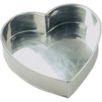 "Invicta 8"" / 203mm heart professional cake tin"