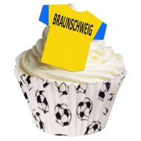 Braunschweig Edible T-Shirt Decorations
