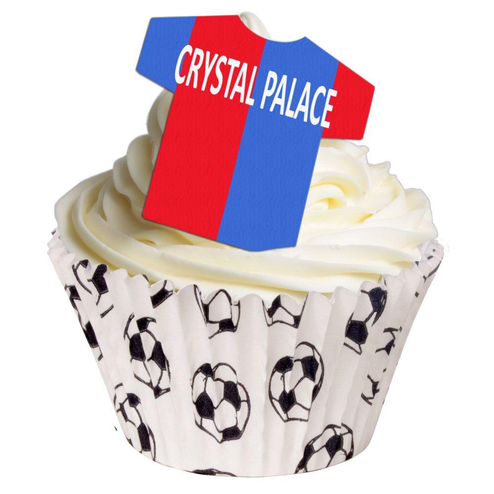 CDA Edible Wafer Paper T Shirts - Crystal Palace