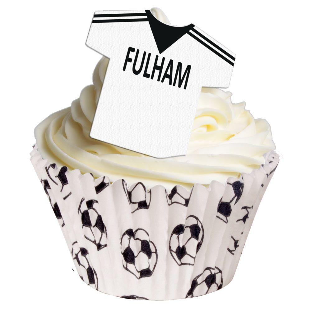 CDA Edible Wafer Paper T Shirts - Fulham