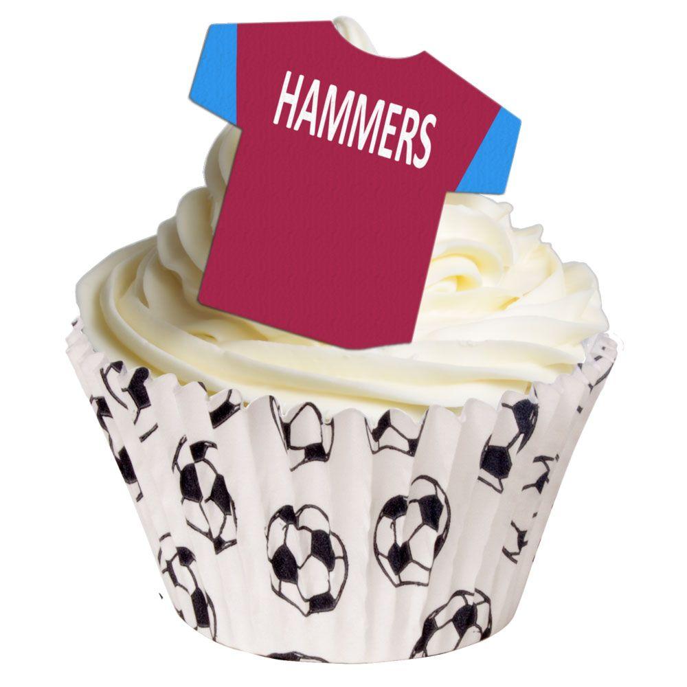 CDA Edible Wafer Paper T Shirts - Hammers