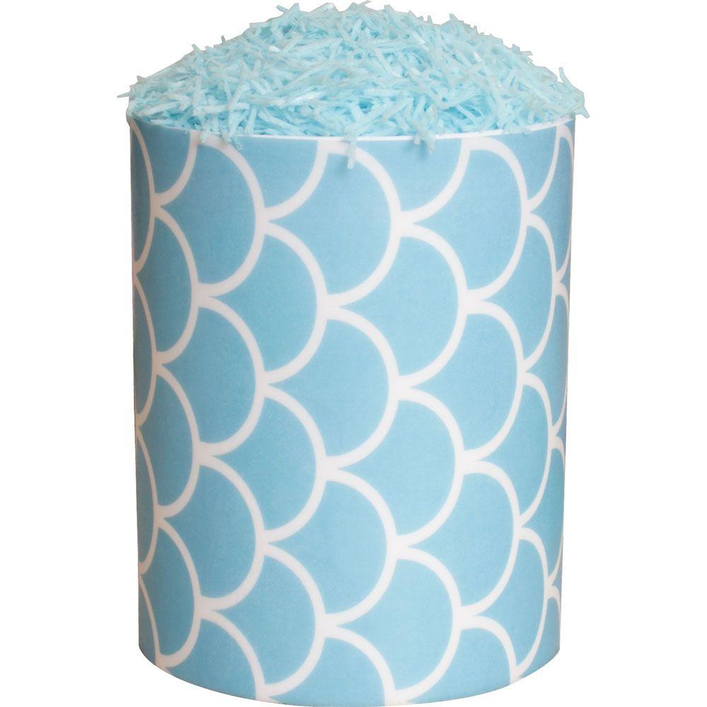 CDA Edible Wafer Blue Sugar Free Sprinkles