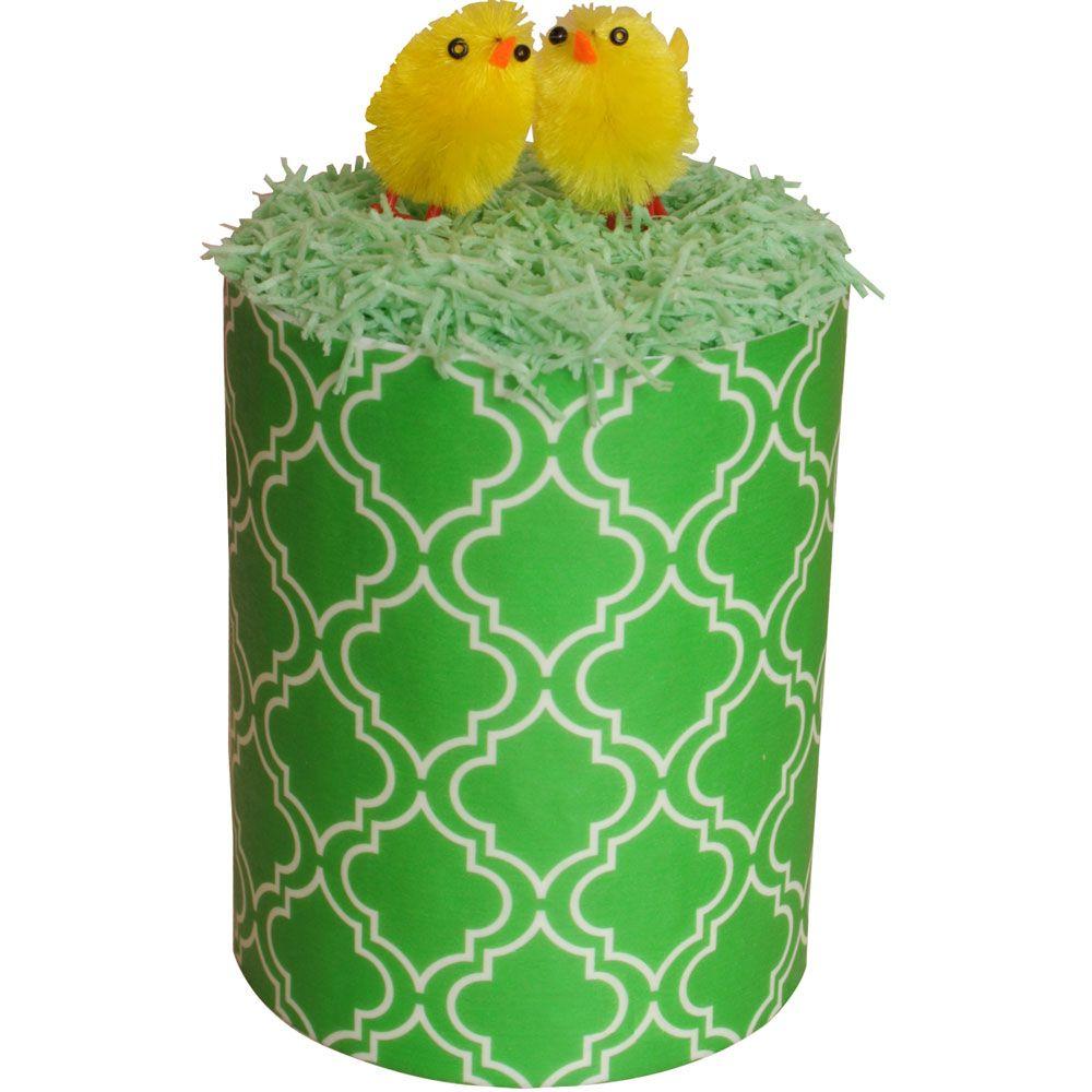 CDA Edible Wafer Green Sugar Free Sprinkles 22g