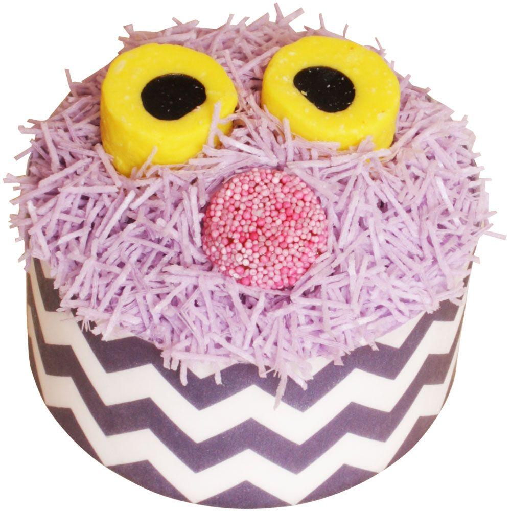 CDA Edible Wafer Purple Sugar Free Sprinkles 22g
