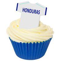 CDA Wafer Paper Pack of 12 Honduras Football Shirts