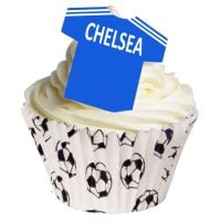 CDA Wafer Paper Pack of 12 Edible T Shirts - Chelsea