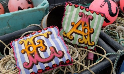 Emily Peacock Curious Alphabet Letters
