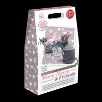 Crafty Kit Company: Mary Mouse & Friends Knitting Kit