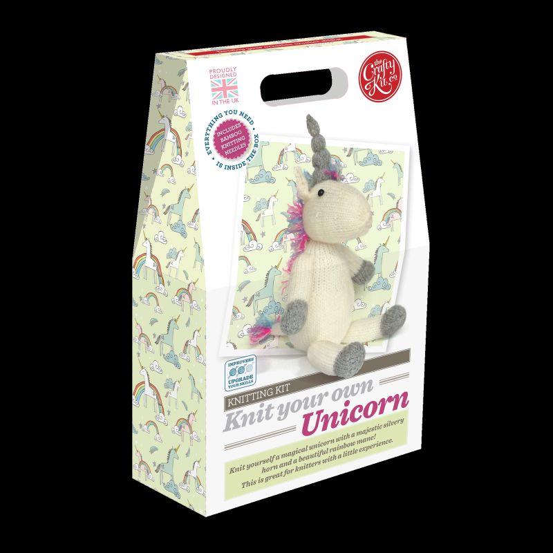 Crafty Kit Company: Knit your own Unicorn