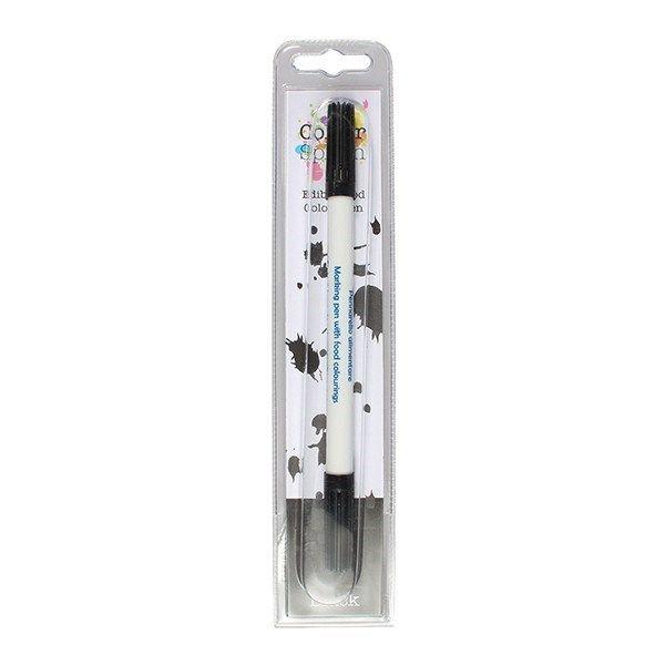 Colour Splash Food Pen - Black (Single). 75141