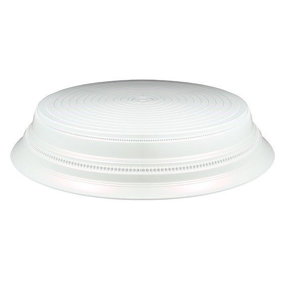 CULPITT Plastic Cake Stand Pearl. PACK OF 1.  7724